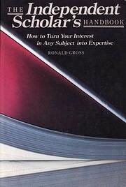 The Independent Scholar's Handbook por…