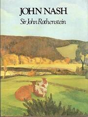 John Nash af John Rothenstein