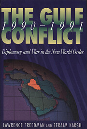 The Gulf Conflict, 1990-1991: Diplomacy and…