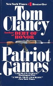 Patriot Games (Jack Ryan) af Tom Clancy