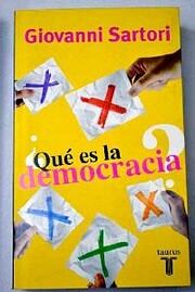 ¿Qué es la democracia? par…