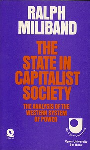 The State In Capitalist Society de RALPH…