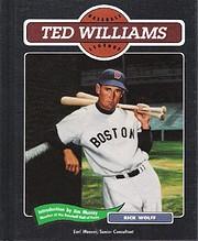 Ted Williams (Baseball Legends) af Rick…