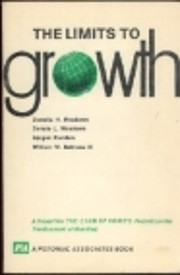 The Limits to Growth. A report for the Club…