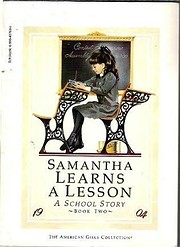 Samantha Learns A Lesson (A School Story…