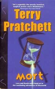 Mort de Terry Pratchett