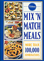 Pillsbury Mix'N Match Meals: More Than…