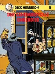 Dick Herrison - Band 2: Der geheimnisvolle…
