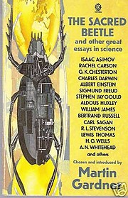 The Sacred beetle and other great essays in…