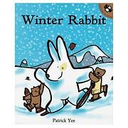Winter rabbit av Patrick Yee