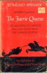 Books I and II of The Faerie Queene: The…