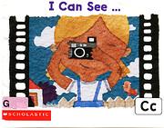 I Can See (Cc) (ReadingLine) av Scholastic