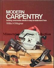 Modern Carpentry: Building Construction…