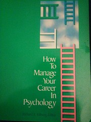 How to Manage Your Career in Psychology por…