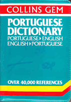 Portuguese Dictionary (Gem Dictionaries) by…