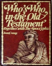 Who's Who in the Old Testament, Together…