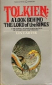 Tolkien: A Look Behind the Lord of the Rings…