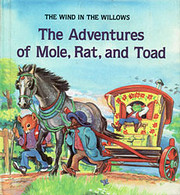 The Adventures of Mole, Rat and Toad…