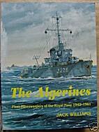 The Algerines: Fleet minesweepers of the…
