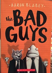 The Bad Guys (The Bad Guys #1) af Aaron…