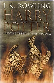 Harry Potter and the Order of the Phoenix.…