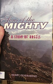 Sons of the Mighty. (A Study of Angels) av…