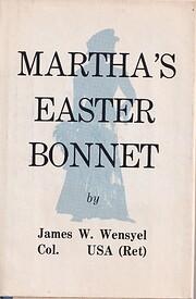 Martha's Easter Bonnet de James Lt. Col.…