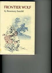 Frontier Wolf de Rosemary Sutcliff