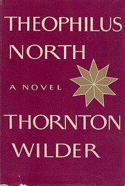 Theophilus North (A Cass Canfield book) –…