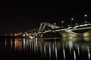Sheikh Zayed Bridge in Abu Dhabi, UAE –…