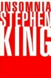 Insomnia – tekijä: Stephen King