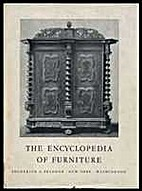 The encyclopedia of furniture; an outline…