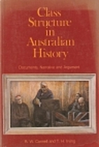 Class structure in Australian history :…