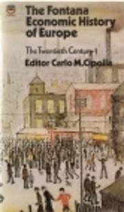 The twentieth century av Carlo M. Cipolla