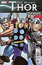 The Mighty Thor Saga by Dana Perkins