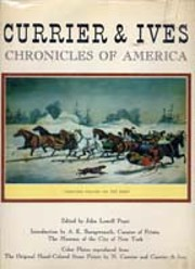 Currier & Ives chronicles of America : color…
