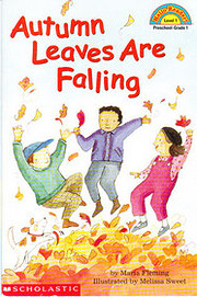 Autumn leaves are falling by Maria Fleming
