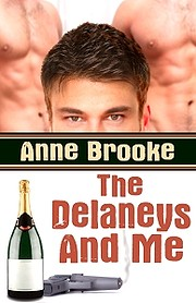 The Delaneys And Me de Anne Brooke