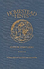 Homestead hints: A compendium of useful…