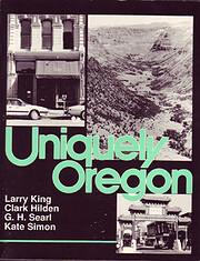 Uniquely Oregon di Larry King