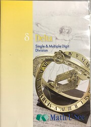 Delta: Single & Multiple Digit Division…
