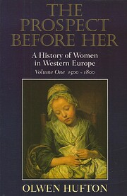 The Prospect Before Her: A History of Women…
