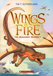 The Dragonet Prophecy (Wings of Fire #1) (1)…