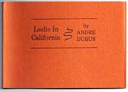 Leslie in California de Andre Dubus