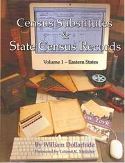 Census Substitutes & State Census Records:…
