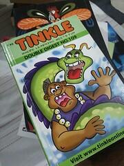 Tinkle Double Digest No. 109 por Shriya…