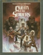 Queen of the Spiders (Advanced Dungeons &…
