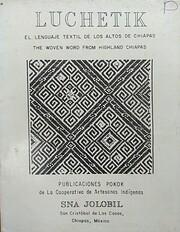 Luchetik: El lenguaje textil de los altos de…