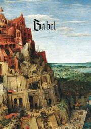 Babel: A Solo Game of Language and Reality…
