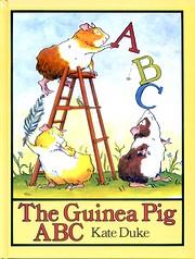 The Guinea Pig ABC af Kate Duke